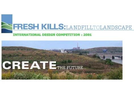 Fresh Kills Competition