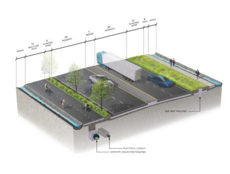 Roads Preliminary Design Report