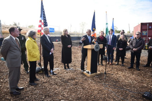 North Park Groundbreaking